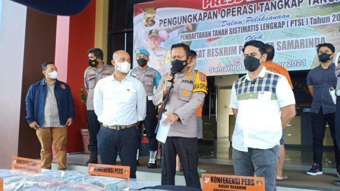 Lurah Sungai Kapih Samarinda Otaki Pungli Pengurusan PTSL, 1.485 Orang Jadi Korbannya