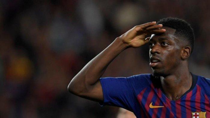 Legenda Barcelona Kecam Ousmane Dembele yang Setahun Tak Bisa Cetak Gol