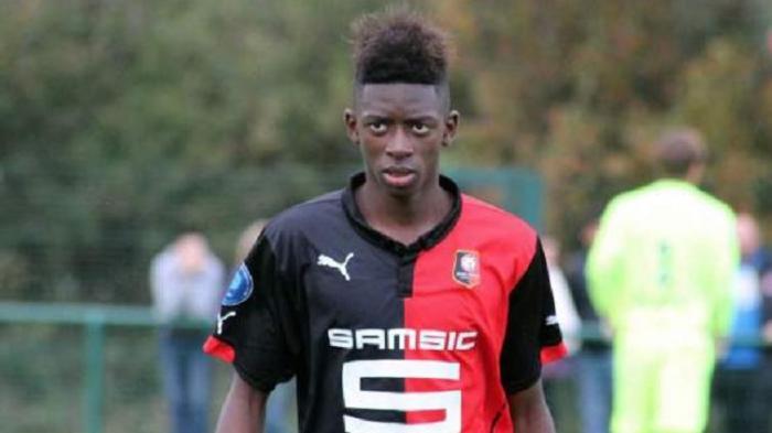 Ousmane Dembele Masuk Dalam Radar Barcelona