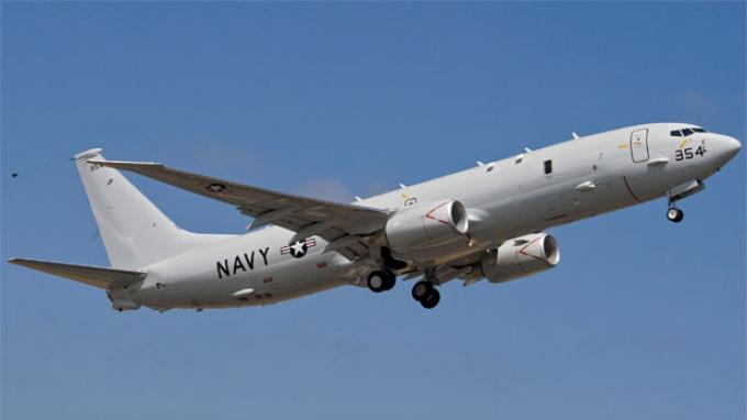 Pesawat Poseidon P8 Pemburu Kapal Selam Mengudara di Laut Bali, Dapat Terbang Hingga 41.000 Kaki