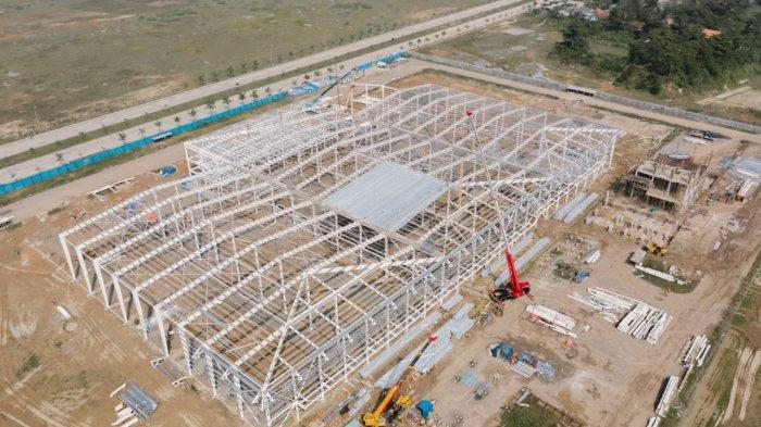 Indonesia Tetap Tujuan Investasi Menarik, Mowilex Lanjutkan Pembangunan Pabrik Baru di Cikande