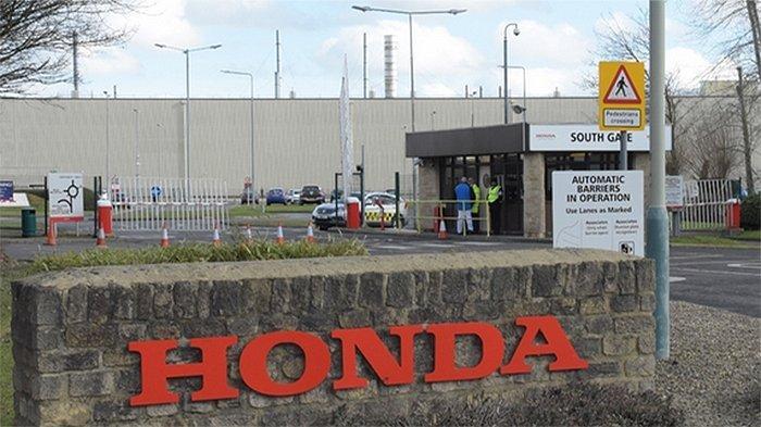 Pabrik Honda Jepang di Swindon Inggris Tutup Setelah 36 Tahun Beroperasi