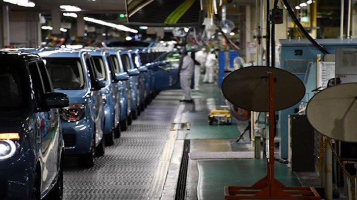 Pasokan Suku Cadang Terhenti, Pabrik Honda di Jepang Libur Total 7 Hari