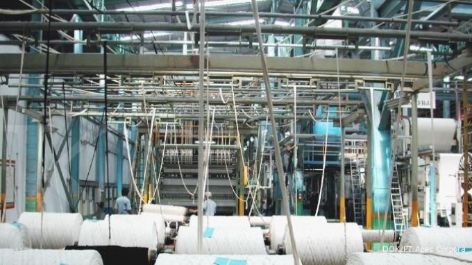 12 Industri Pemintalan Gulung Tikar