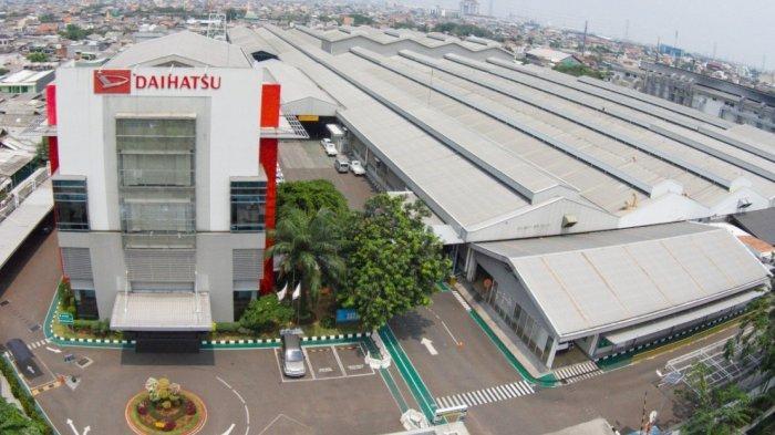 Daihatsu Bersiap Buka Produksi Pabrik Jadi Dua Shift