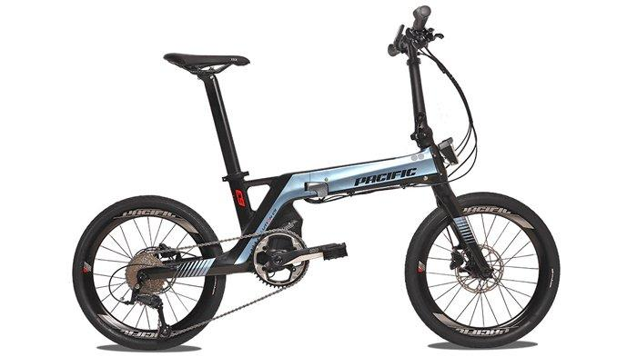 Pacific ILLUTION E9 (E-BIKE)