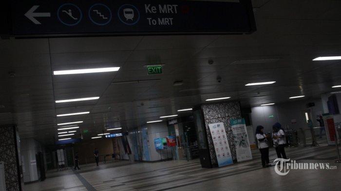 Sempat Terganggu karena Listrik Padam Massal, MRT Jakarta Perkirakan Kerugian Rp 507 Juta