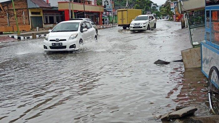 BMKG Imbau Masyarakat Waspadai Curah Hujan Berintensitas Tinggi