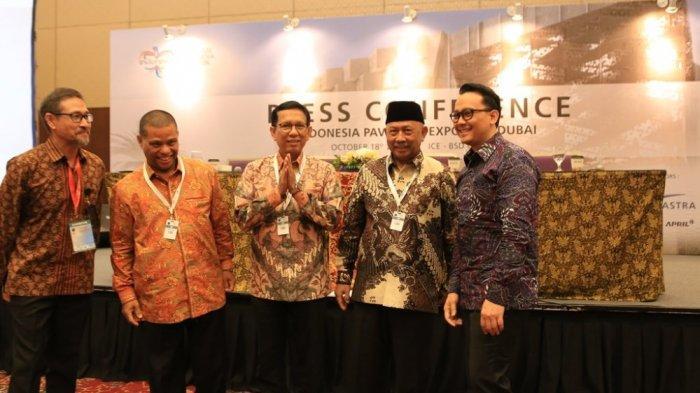 Pelaku Usaha Indonesia Bocorkan Gambaran Informasi Paviliun Indonesia di Expo 2020 Dubai