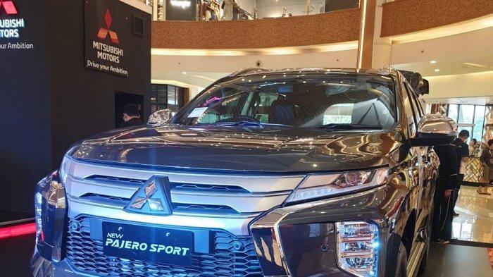 Kenalkan New Pajero Sport di Jakarta Utara, Mitsubishi Tawarkan Program Penjualan Menarik