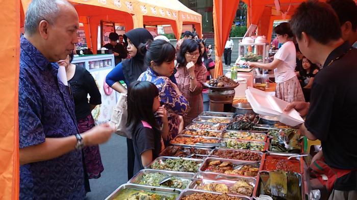 JakFood, Festival Takjil di MOI Kelapa Gading, Masakannya Diseleksi oleh Pak Bondan