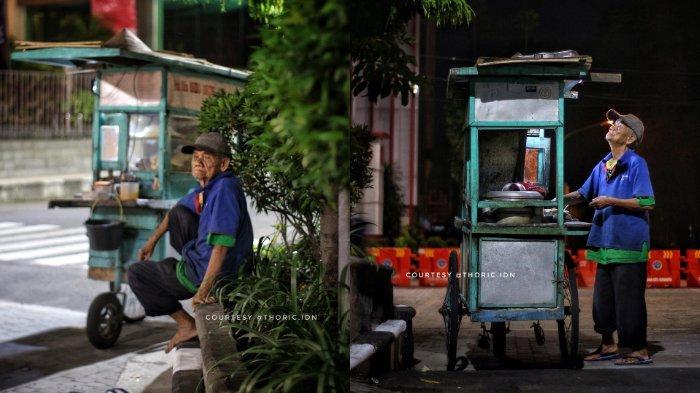 Kisah Inspiratif Penjual Bakso Usia 88 Tahun di Solo: Selama Masih Kuat, Aku Enggak Mau Minta-minta
