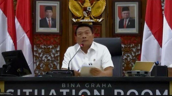 Moeldoko Tegaskan UU Cipta Kerja Sesuai Janji Jokowi Membangun Indonesia Maju