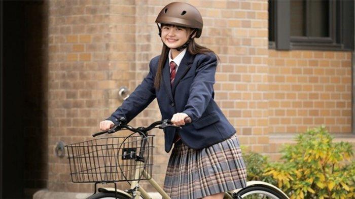 Naik Sepeda di Aichi Jepang ''Wajib Berusaha'' Pakai Helm Mulai 1 Oktober Ini