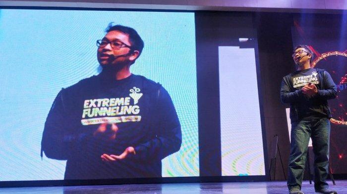 UKM Jabar Diajak Lebih Pintar Jualan Lewat Seminar '10X Digital Scale Up'