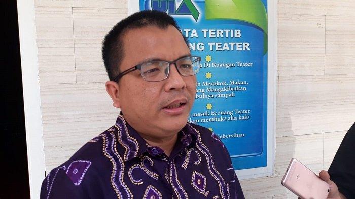 Pakar hukum tata negara Denny Indrayana saat ditemui di Kampus Universitas Islam As-Syafiiyah, Jatiwaringin, Bekasi, Jawa Barat, Selasa (29/10/2019).