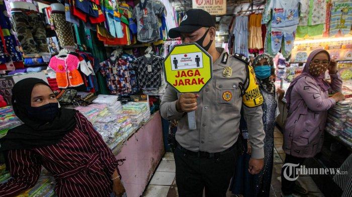 Survei BPS Kepatuhan Jaga Jarak Masih Rendah, Begini Saran Ketua MPR
