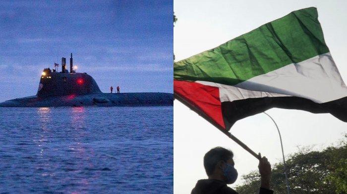 POPULER INTERNASIONAL: Kapal Selam Nuklir Rusia yang Disebut Paling Mematikan | Jalan Melawan Israel