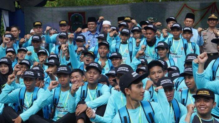 Paman Birin Buka Jambore Remaja Masjid se-Kalimantan Selatan