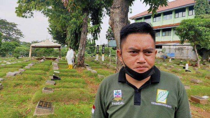 TPU Joglo Tertutup Buat Ziarah, Pamdal Mengaku Kerap Dapat Sindiran Dari Warga