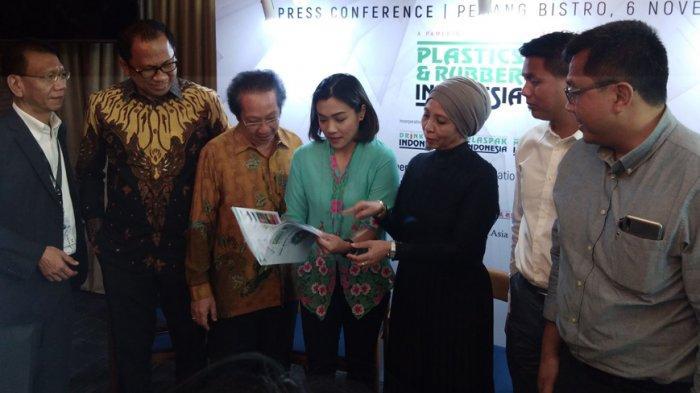 Pameran Plastics and Rubber Indonesia 2019 Siap Sajikan Teknologi Mutakhir