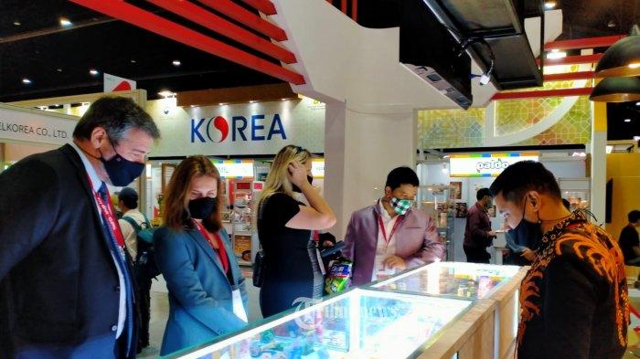 BI: Korea KIni Jadi Destinasi Utama Wisata Halal, Bisnis Busana Muslimnya Berguru ke Indonesia