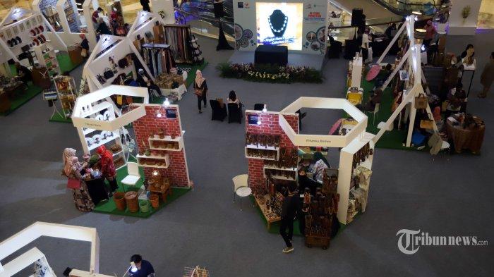 UU Cipta Kerja Wajibkan K/L Belanja Produk UMKM 40 Persen dari Pagu