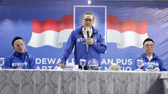 PAN Dukung Penuh Program Vaksinasi Nasional - Tribunnews.com