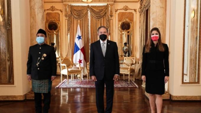 Presiden Laurentino Harap RI Jadikan Panama Gerbang Ekonomi di Kawasan Amerika Latin dan Karibia