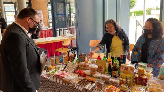 Bazar Kuliner dan Produk RI Digelar di Swiss Saat Pelonggaran Pembatasan Sosial