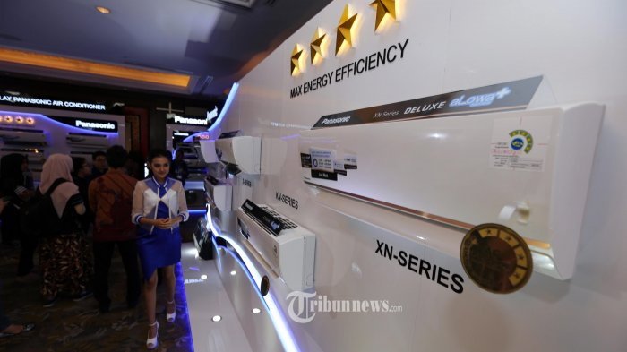 Penjualan AC Panasonic Tumbuh 130 Persen