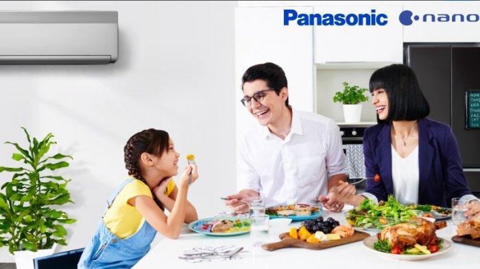 Panasonic Konsisten Hadirkan Produk Bebas Bakteri dan Sehat untuk Kualitas Hidup Lebih Baik