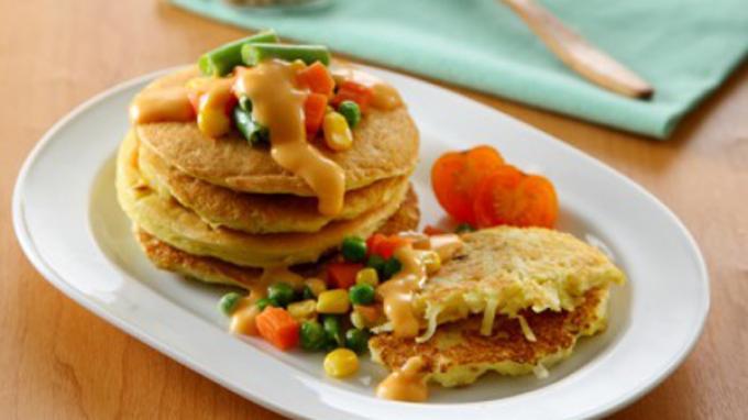 Pancake kentang