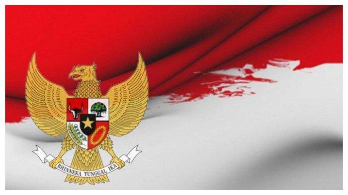 Pancasila sebagai Dasar Indonesia.