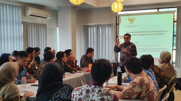 PPI Dunia Inisiasi Program Sekolah Kepemimpinan.