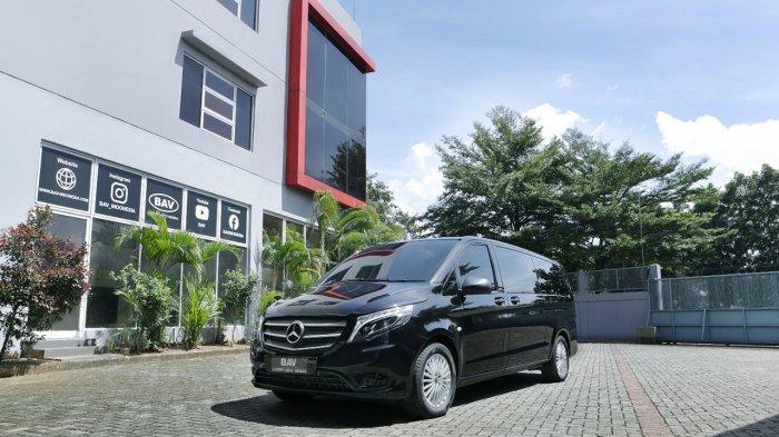 Panel van Mercedes-Benz Vito