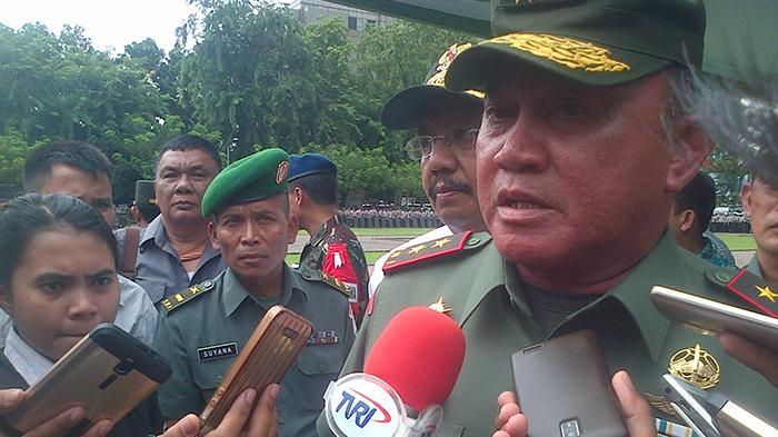 2000 Personel TNI-Polri Sumut Amankan Kunjungan Presiden Joko Widodo