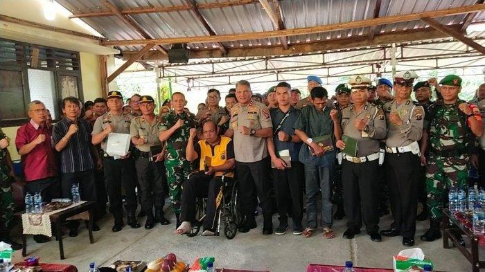 Pangdam I/BB Minta Maaf Terkait Bentrok Oknum Anggota TNI dan Polri yang Melukai Sejumlah Orang