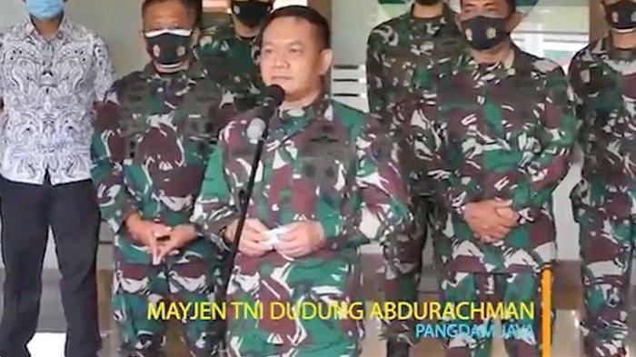 Pangdam Jaya Mayjen TNI Dudung Abdurachman Ungkap Alasannya Menghukum Kopda Asyari