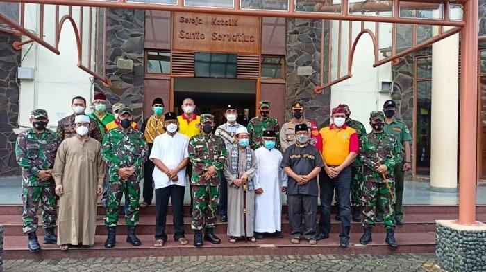 Pangdam Jaya, Mayjen TNI Dudung Abdurachman Meluncurkan Kampung Pancasila