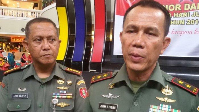 Pangdam VI/Mulawarman Bicara Kelanjutan Karir Lettu Abdi dan Pilot Yohanes Syahputra