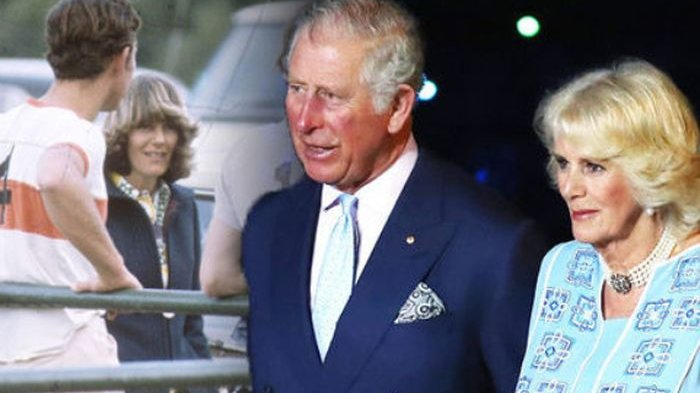 Pangeran Charles dan Camilla Parker Bowles