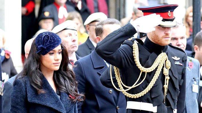 Sebentar Lagi Natal, Keluarga Pangeran Harry dan Meghan Markle Tak Merayakannya Bersama Ratu
