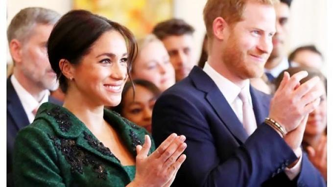 Pangeran Harry dan Meghan Markle sambut kelahiran anak pertama mereka