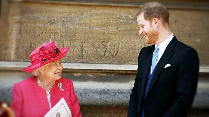 Pangeran Harry Dikabarkan Tunda Kepulangannya ke AS, Baru Kembali setelah Ulang Tahun Ratu Elizabeth
