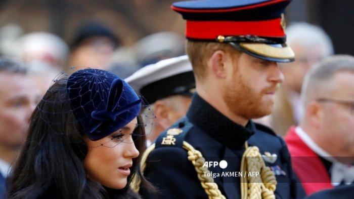 Mundur dari Kerajaan Inggris, Pangeran Harry Pilih Jadi Rakyat Biasa, Kerja di Perusahaan AS