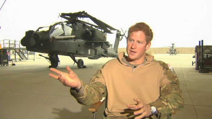 Video Pangeran Harry Tinggalkan Wawancara saat Ada Misi Militer Darurat Kembali Viral