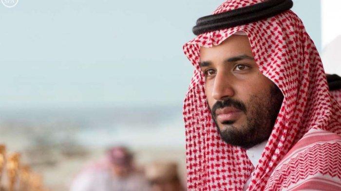 Putra Mahkota Arab Saudi Pangeran Mohammed bin Salman bin Abdulaziz Al Saud