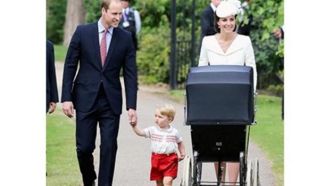 Mengapa Pangeran George Selalu Pakai Celana Pendek? Alasannya Sungguh Tak Terduga