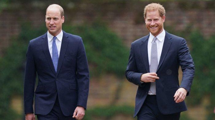 Pangeran Harry Pulang ke AS Sehari setelah Peresmian Patung Putri Diana